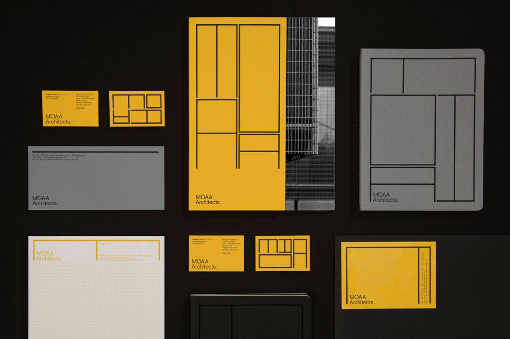 responsive branding for architects