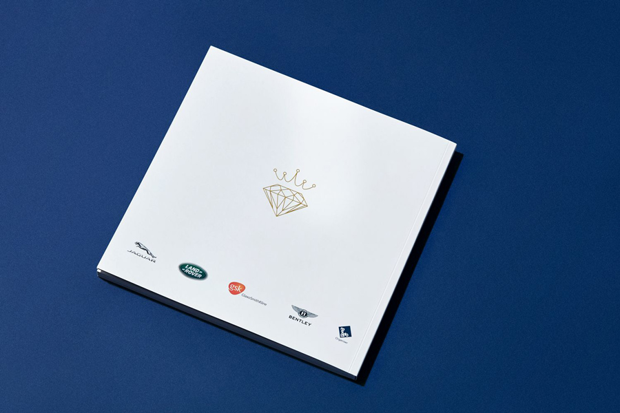 cover of brochure design