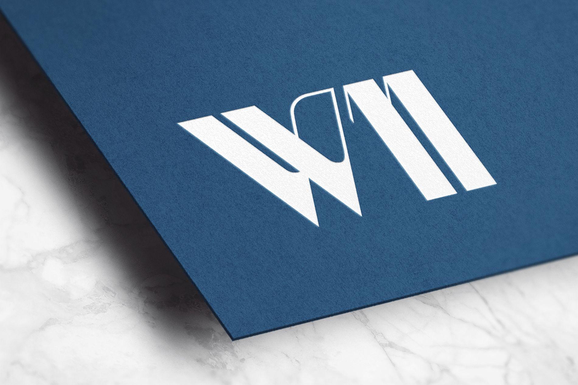 w11 construction logo