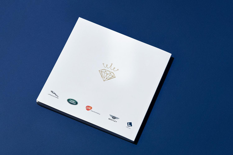 cover of brochure design