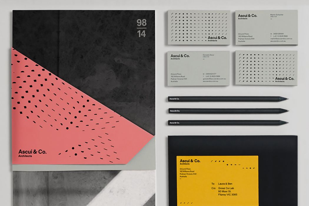 visual identity for architects