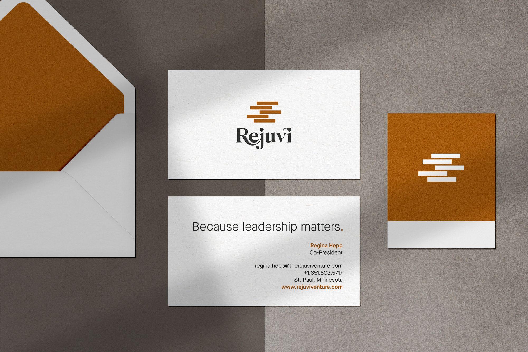 start brand identity stationery