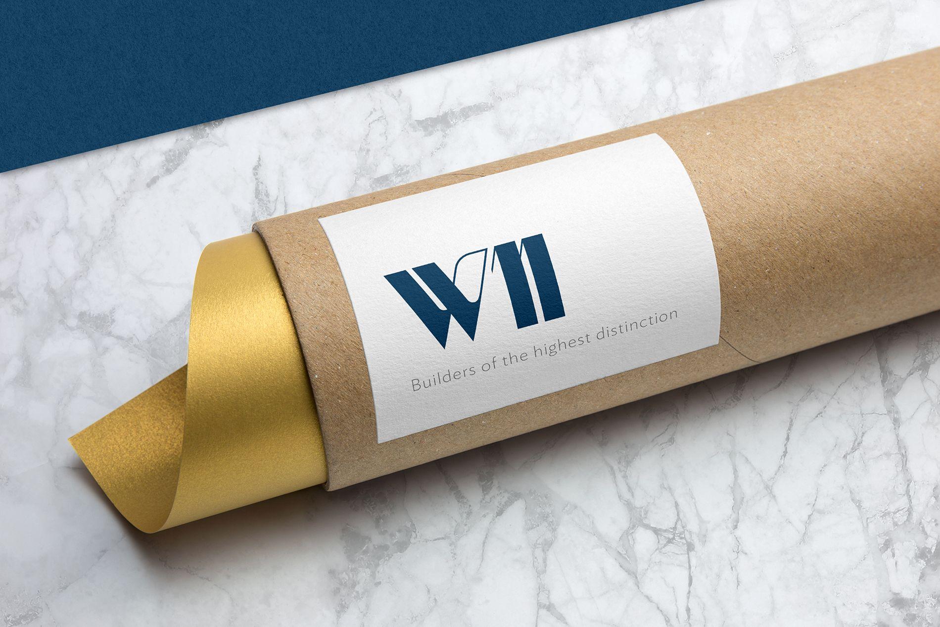 luxury stationery branding
