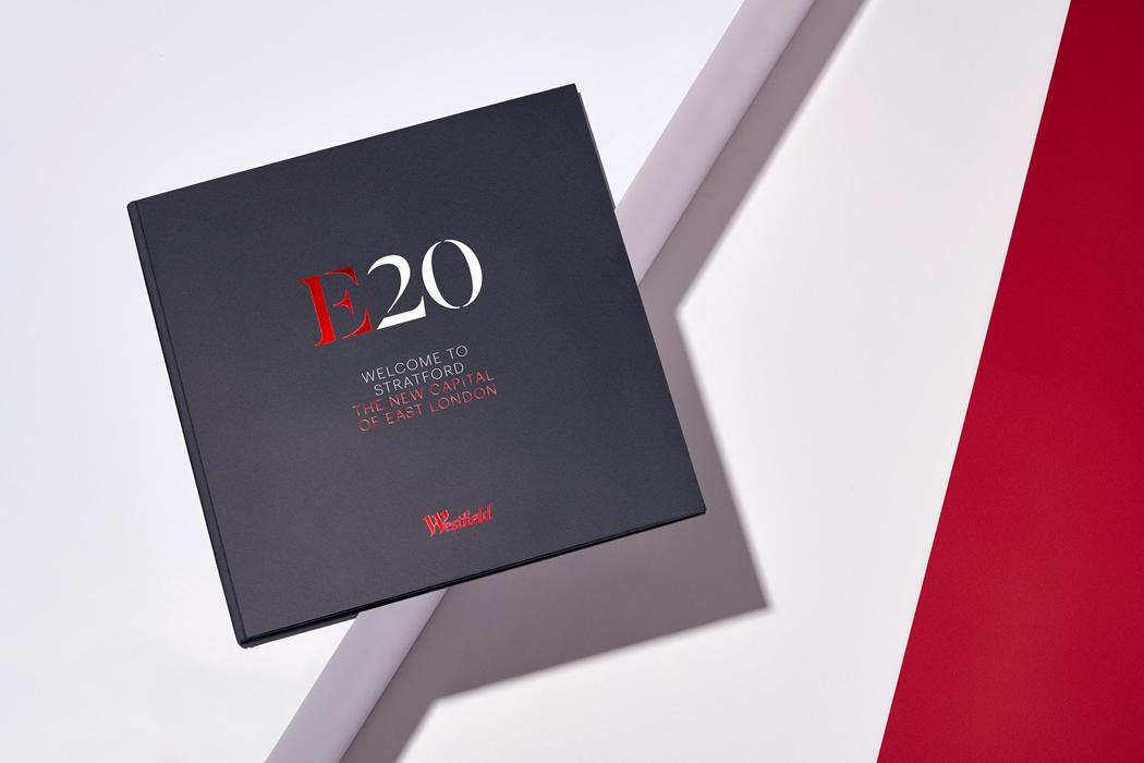 boutique creative agency brochure work