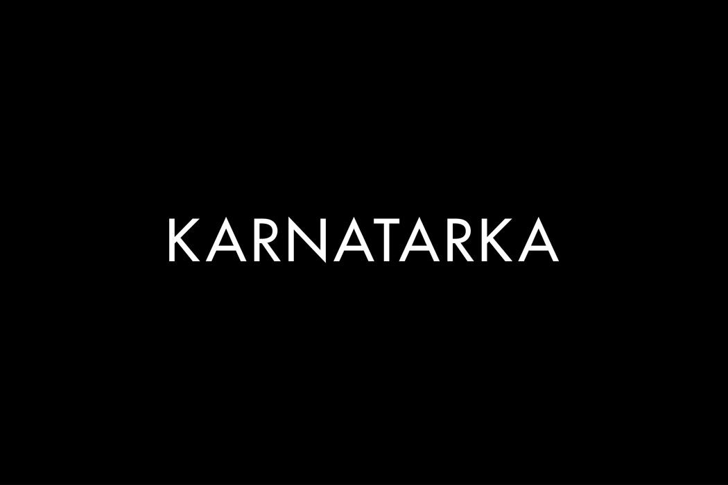 karnatarka logo prior to being a branding agency