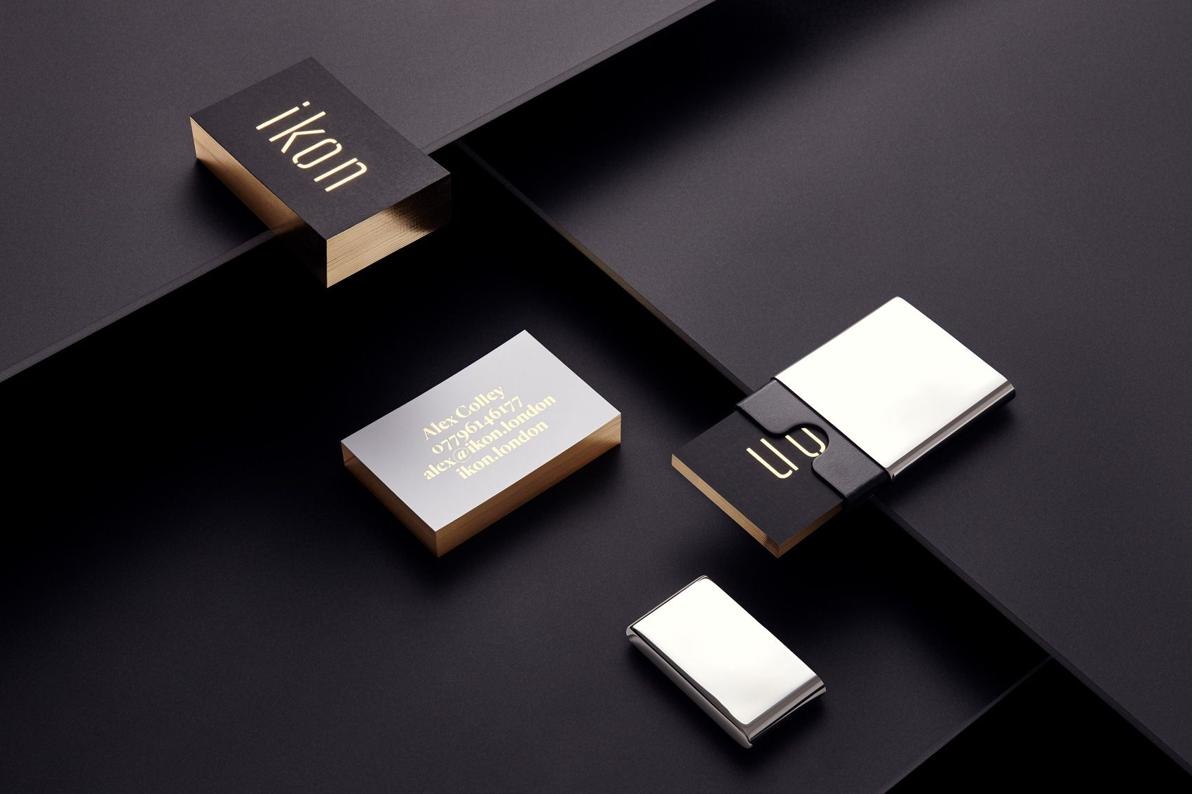 stationery branding business cards