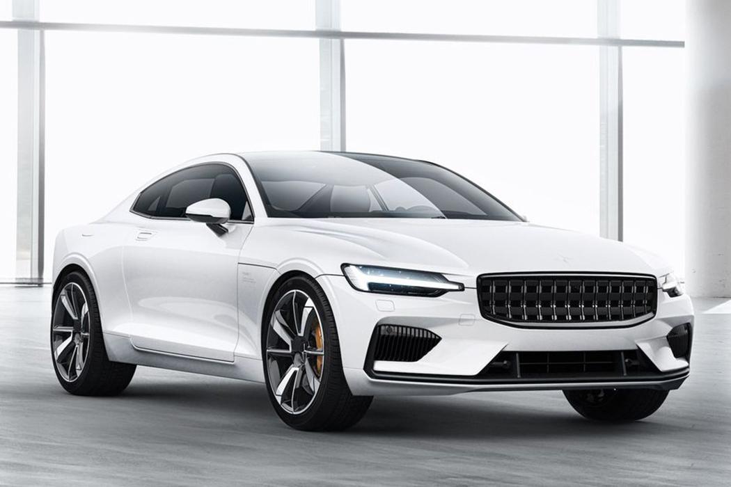 luxury sustainability polestar electric car