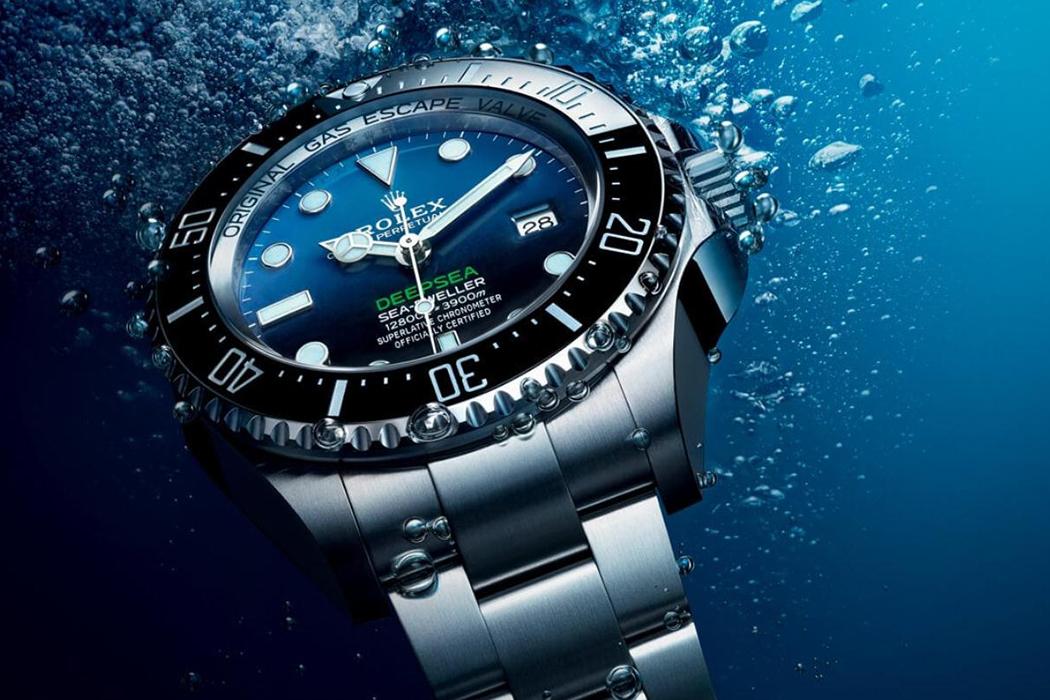 luxury sustainability rolex watch