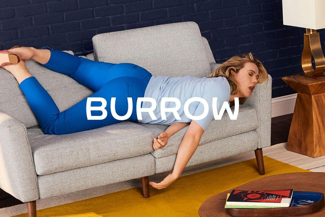 startup branding agency for burrow