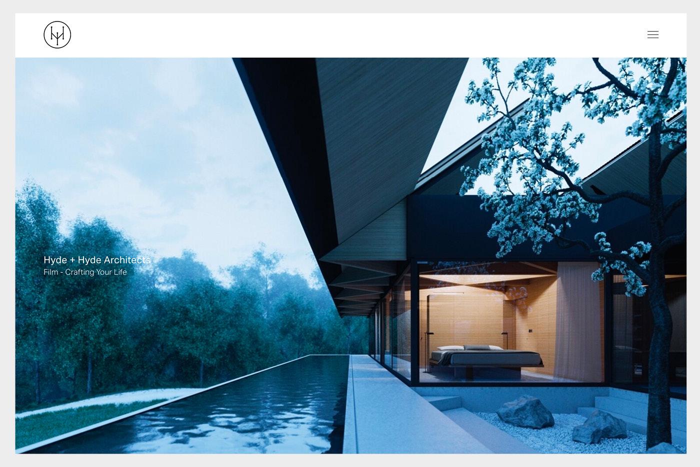 best architecture websites beautiful visuals