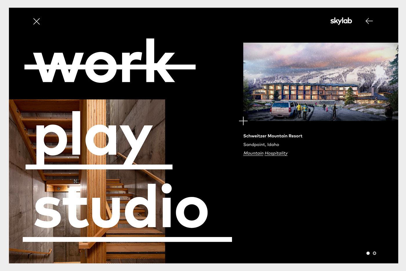 best architecture websites black sophistication